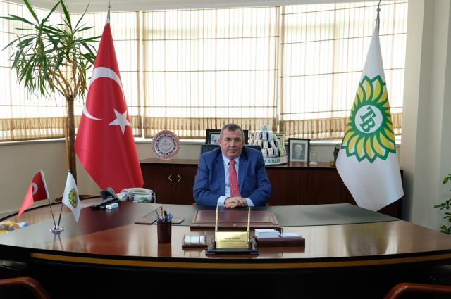 Trakya Birlik Yönetim Kurulu Başkanı Ahmet Akgün: Ayçiçeği yağı fiyatlarında düşüş bekliyoruz