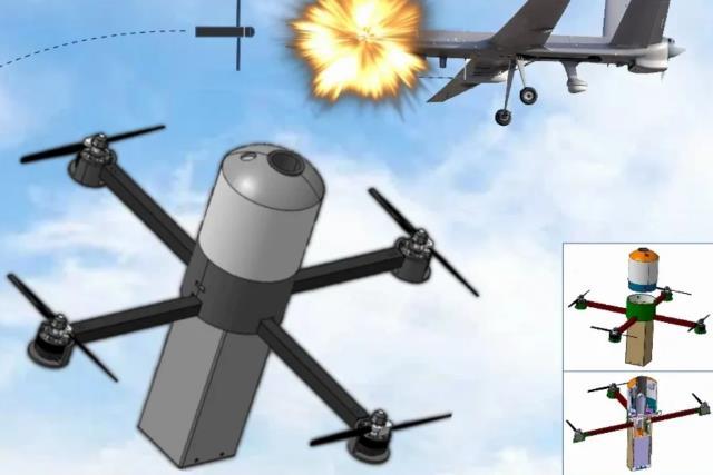Ukrayna önce Türk SİHA'sı satın aldı sonra SİHA'ları yok edecek silah geliştirdi: Cobra-AntiDrone