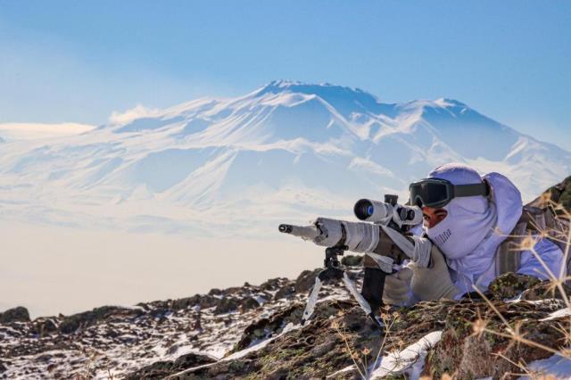 Eren-3 Ağrı Dağı Operasyonu başlatıldı! 1040 personel görev alacak