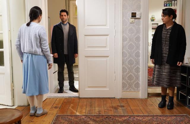 Masumlar Apartmanı'nın 19. bölüm fragmanı yayınlandı! İnci, Safiye'yle aynı evde yaşamaya karar veriyor