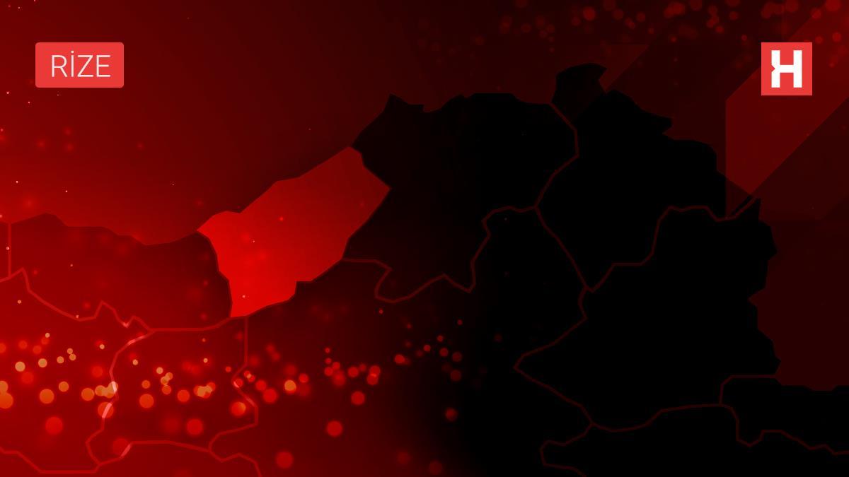 Rize'de vinç sepetinden düşen kişi öldü
