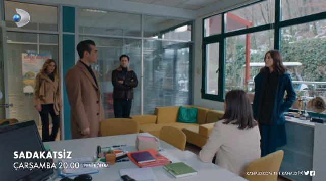 Sadakatsiz'in 15. bölüm fragmanı yayınlandı! Ali'nin hamlesi Asya'yı yıkıyor