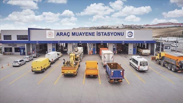 Araç muayenede yeni düzenleme: Ağır hasarlı araçlar bir ay içinde herhangi bir istasyonda tekrar muayeneye girebilecek