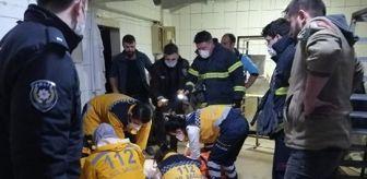 Kıbrıs Caddesi: Son dakika haberleri: Ekmek fırınında kaynak yapan işçi, yük asansörünün altında kalarak öldü