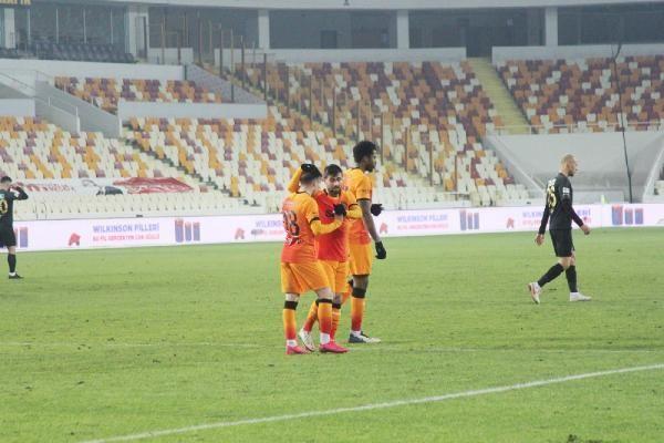 Galatasaray: 0-1