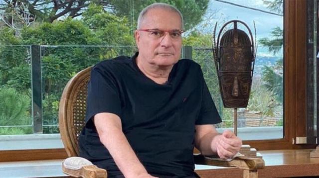 Mehmet Ali Erbil'in konuk olduğu İbo Show'da duygusal anlar! Gözyaşları sel oldu