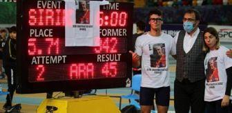 Renault: Milli atlet Ersu Şaşma: Hocamın hayali olan olimpiyatlar için çalışacağım