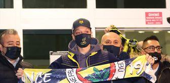 Dünya Kupası: Son Dakika: Fenerbahçe Mesut Özil ile 3.5 yıllık sözleşme imzalandığını duyurdu