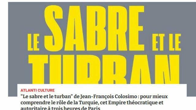 Fransız gazetesinde dikkat çeken manşet: Erdoğan Paris'e 3 saat uzaklıkta Osmanlı İmparatorluğu kuruyor