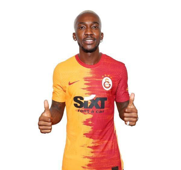 Henry Onyekuru: Uzun yıllar Galatasaray forması giymek istiyorum