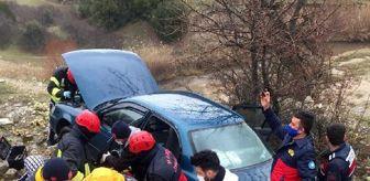 Yurtbaşı: Kula'da 2 farklı kazada toplam 7 kişi yaralandı