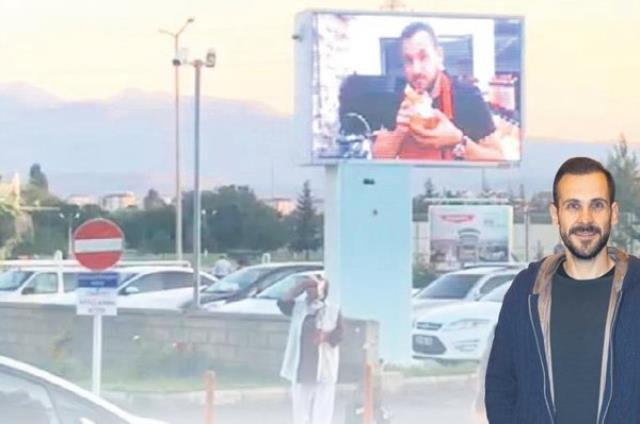 Restoranda çekilen görüntüleri reklam amaçlı kullanılan Ümit Erdim soluğu mahkemede aldı