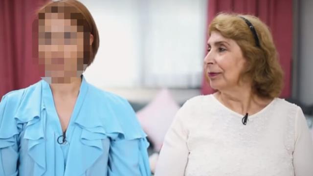 Evladının koli bandı ile boğarak öldürdüğü kadından geriye katıldığı programdaki görüntüleri kaldı