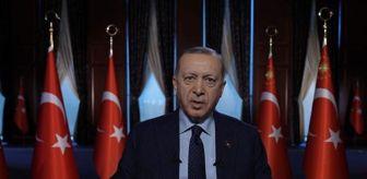 Organ: Erdoğan, Cumhurbaşkanlığı İletişim Başkanlığının Uluslararası Holokost'u Anma Günü dolayısıyla hazırladığı internet sitesinde mesaj yayımladı...
