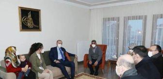 Yazıkonak: Cumhurbaşkanı'nın ziyaret ettiği depremzede aile: Epilepsi hastası kızımıza meyve yedirdi