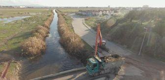 Su Ve Kanalizasyon İdaresi: Sarımsaklı Sahili'ne dökülen Nikita Deresi, 25 yıl sonra ıslah ediliyor