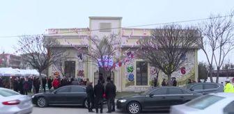 Abdullah Küçük: Sincan'da gençlere yönelik Matematik Müzesi açıldı