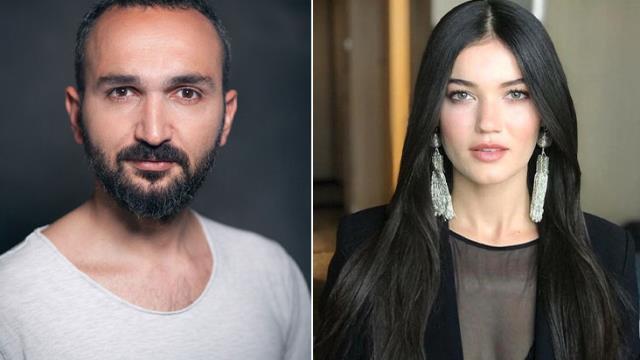 Kırmızı Oda Gökhan Yıkılkan ile Pınar Deniz'i kadrosuna kattı