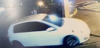Laptop: Pendik'te hırsızlar iki otomobili böyle çaldı