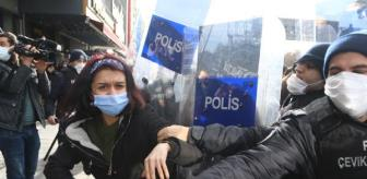 Çankaya Belediyesi: Ankara'da 'Boğaziçi' eyleminde 69 gözaltı