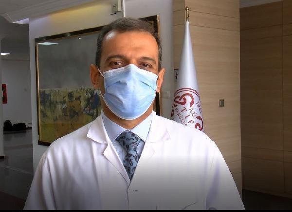 Bilim Kurulu üyesi Azap: Toplumsal bağışıklık için toplumun yüzde 90'ını aşılamak lazım