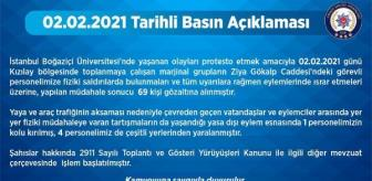 Arbede: Ankara'da 'Boğaziçi' eyleminde 69 gözaltı (2)