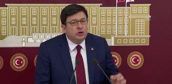 Muharrem Erkek: CHP'li Erkek: 'İstanbul Milletvekili Enis Berberoğlu Meclis'te olmalı, görevini yapmalı'