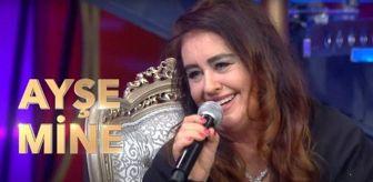 Musiki: İbo Show konuğu Ayşe Mine kimdir? Ayşe Mine kaç yaşında, nereli?