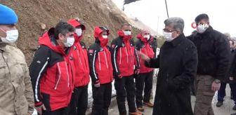 Osman Nuri Gülaçar: Çığda hayatını kaybedenler için anma töreni