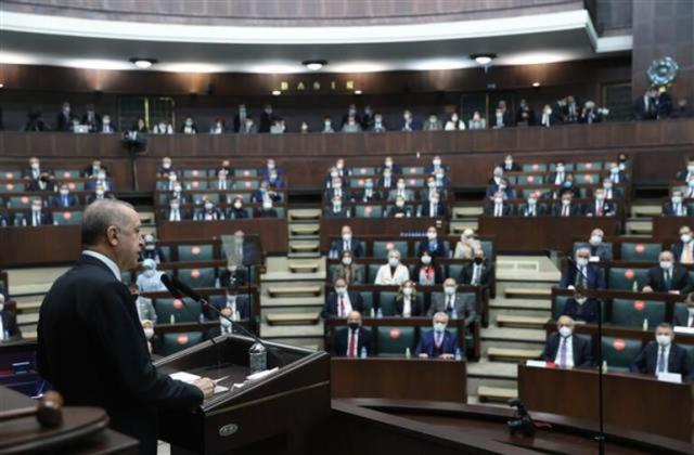 Cumhurbaşkanı Erdoğan, yeni anayasa için tüm partilere çağrıda bulundu: Gelin yıl içerisinde çalışmaları tamamlayalım