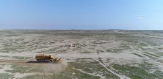 İlaç Takip Sistemi: Azerbaijan successfully tests Turkish-made minesweepers
