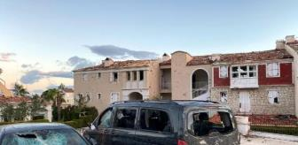 İzmir Valiliği: Çeşme'yi hortum, Çiğli'yi dolu vurdu; Felaketin boyutu gün aydınlanınca ortaya çıktı