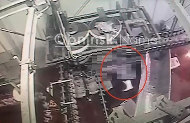 Dev kıyma makinesine kapılan kadın, hayatını kaybetti