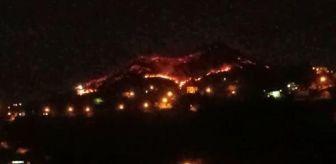 Of: Of'ta orman yangını