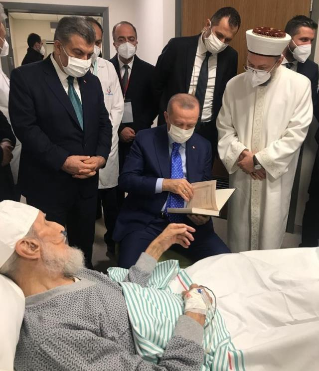 Son dakika haber! Elazığ'ın kanaat önderi Hafız Abdullah Nazırlı için cenaze namazı