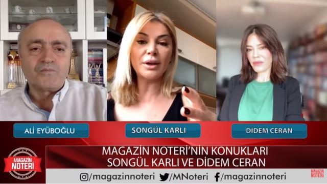 Songül Karlı'dan bomba evlilik itirafı: Metin Yüncü ile programımın reytingi düştü diye evlendik
