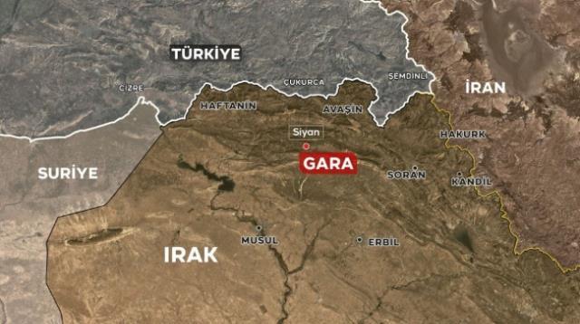 Son Dakika: Terör örgütü PKK'nın Gara'da şehit ettiği vatandaşlarımızın kimlikleri belli oldu