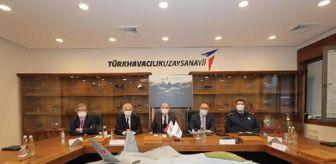 Tusaş: TUSAŞ VE TRMOTOR yerli güç üniteleri geliştirmek için protokol imzaladı
