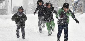 Enez: Yüz yüze eğitime 7 ilde kar yağışı engeli