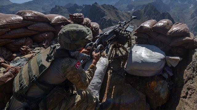 13 şehidin ardından TSK yeni hedefi belirledi: PKK'nın ana karargahı Kandil'i yerle bir etmek