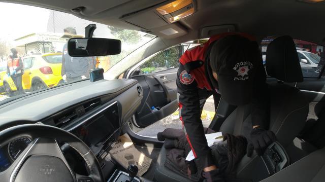 İstanbul Okmeydanı'nda giriş-çıkışlar kapatıldı! Araçlar didik didik aranıyor