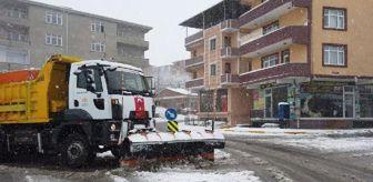 Meteoroloji: Kış çalışmaları aralıksız devam ediyor