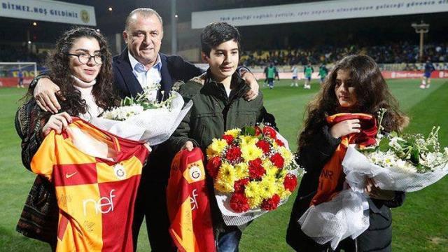 Şehit Fethi Sekin'in futbolcu oğlu Burak Tolunay Sekin, Galatasaray'da oynamak istiyor