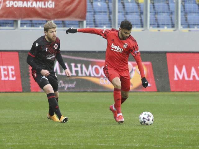 Son Dakika: Süper Lig'de Beşiktaş, deplasmanda Gençlerbirliği'ni 3-0 mağlup etti