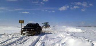 Trakya Bölgesi: Trakya'da kar yerini soğuk havaya bıraktı(2)