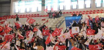 Mardin: AK Parti'li Ekinci: Annelerimiz teröre gereken cevabı veriyor
