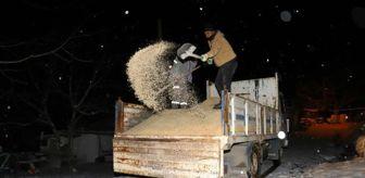 Adem Gezer: Alaşehir'de karla mücadele