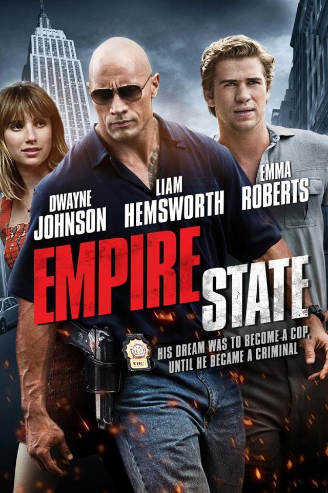 Empire State film konusu nedir? Empire State film oyuncuları kimdir?