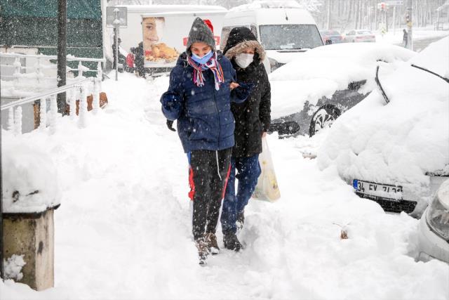 Perşembe gününe dikkat! Meteoroloji uzmanından kar yağışı sonrası don uyarısı geldi