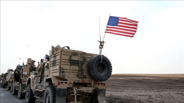 Türkiye 13 şehidine ağlarken ABD askeri konvoyu PKK-PYD bölgesine silah taşımaya devam ediyor